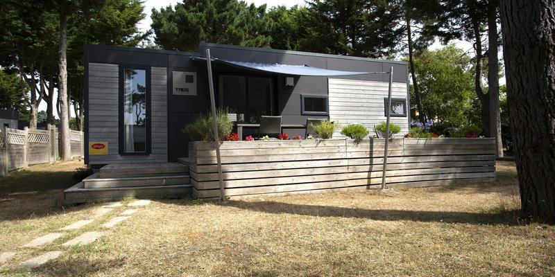 Feriebolig GLAMPING - Glamping mobilhome